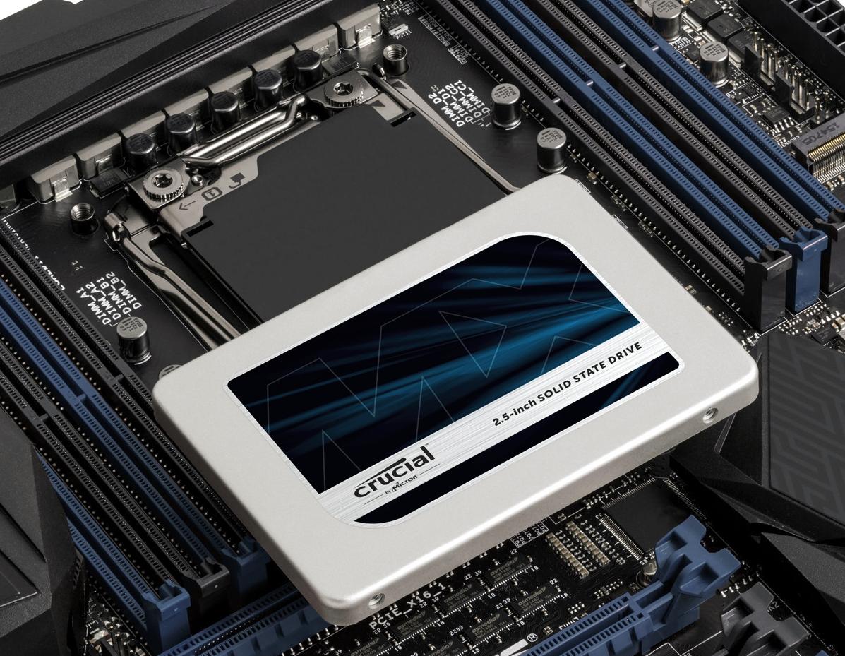 SSD накопичувачі: Огляд кращих моделей