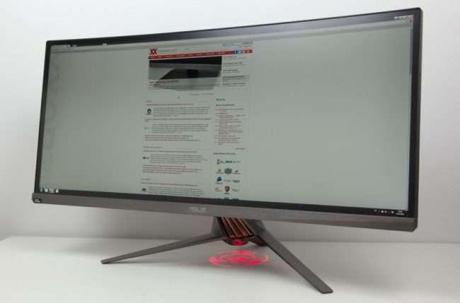 Огляд моніторів з вигнутим екраном: ТОП-5 найпопулярніших