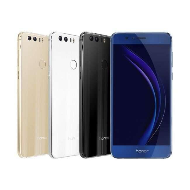 Огляд Huawei Honor 8 32gb: Стильний і охайний