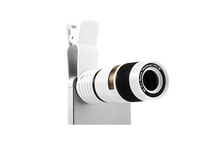 Лінза Tube Mobile Phone Telescope – суперзум для камери смартфона