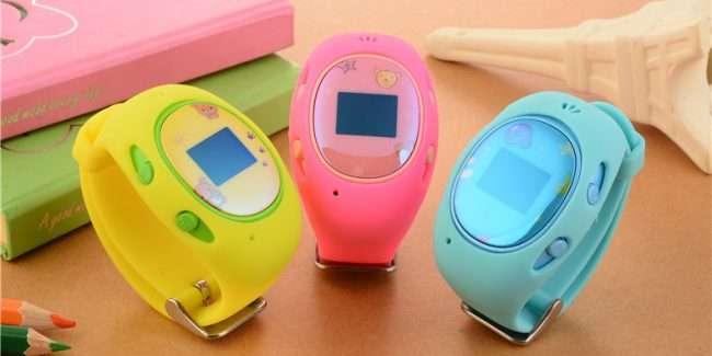 Дитячі годинник з GPS трекером: інструкція по налаштуванню
