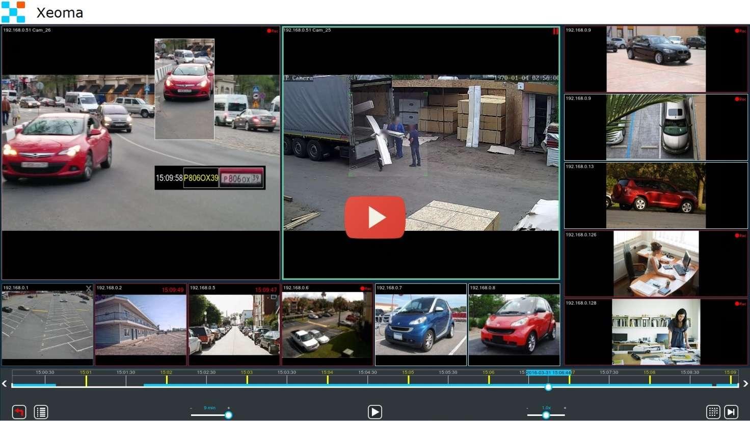 5 кращих програм для камер відеоспостереження: як вибрати підходящу