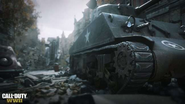 Call of Duty WWII: Всі характеристики і дата виходу