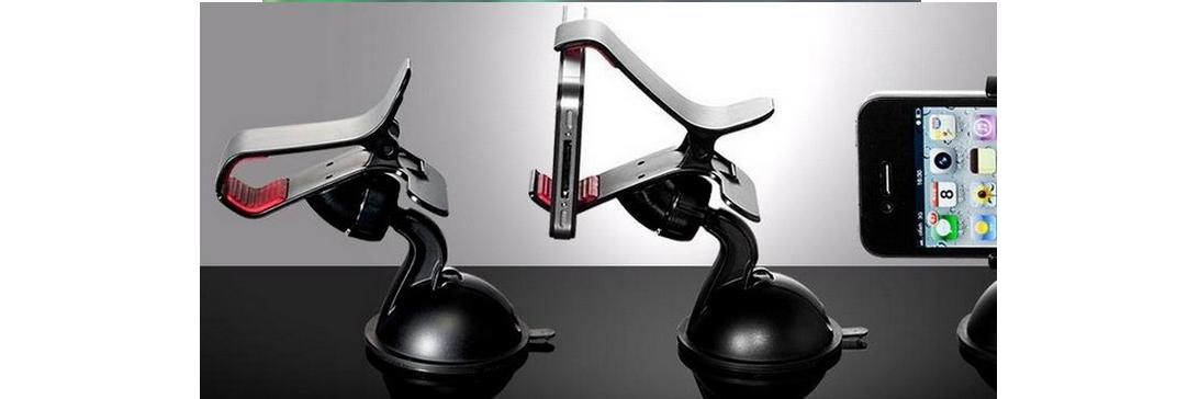 Магнітний тримач для телефону в машину – що це таке і як його вибрати