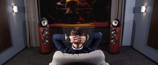 Домашній кінотеатр з бездротовий акустикою: Вибираємо по звуку