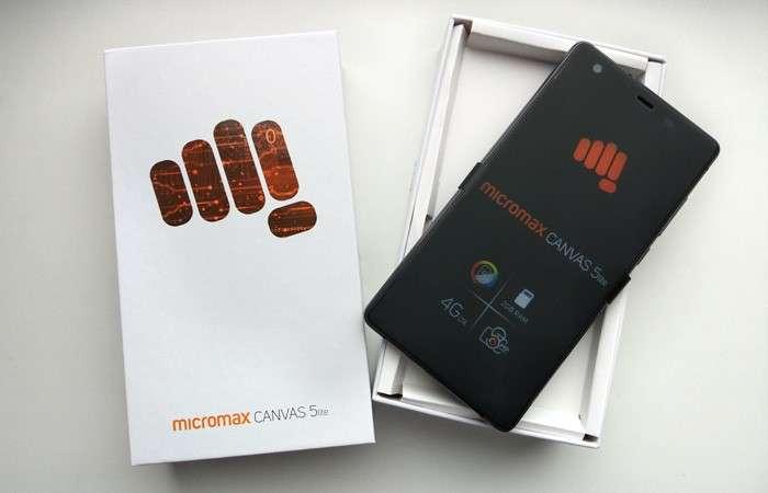 Micromax Canvas 5 Lite Q462 Slate Gray: Прийнятний варіант смартфона з «середнього класу»