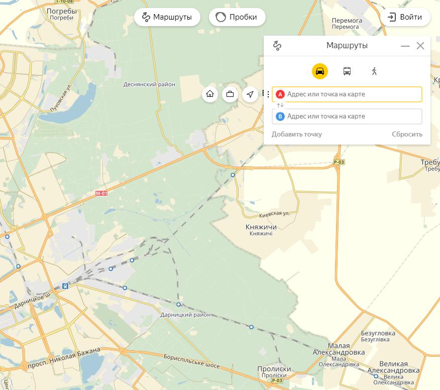Безтурботне подорож: Як прокласти маршрут на Яндекс-Картах?