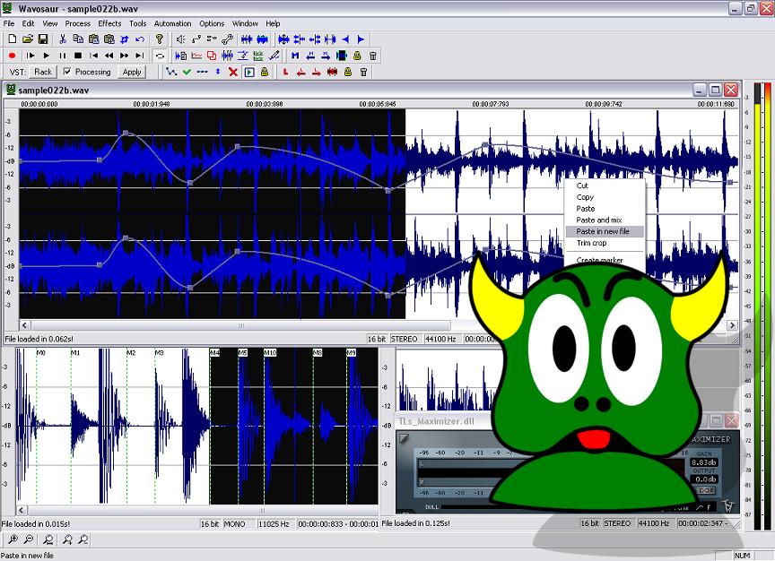 Аудіо редактор: ТОП 6 програм для роботи зі звуком
