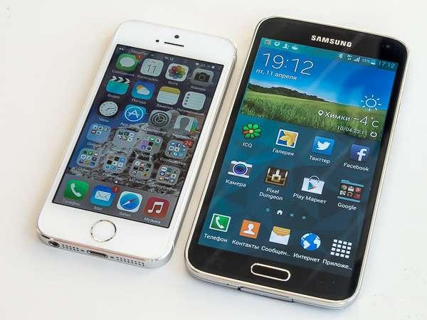 Що краще iPhone (Айфон) або Ѕамѕипд (Самсунг) — огляд двох моделей різних поколінь