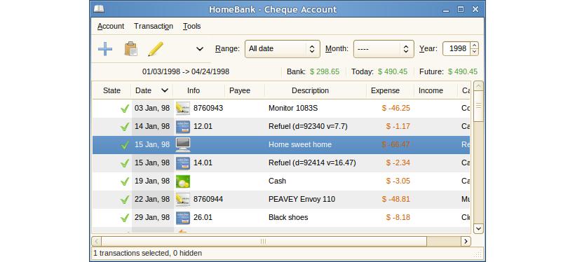 Топ-5 безкоштовних програм домашньої бухгалтерії на кожен день