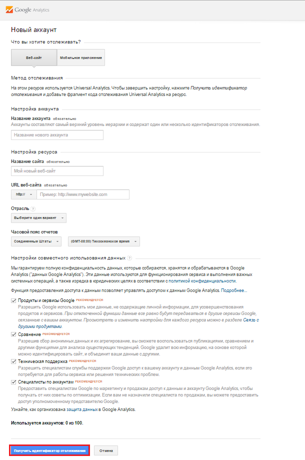 Як встановити і налаштувати Google Analytics (Гугл аналітікс) — повна інструкція
