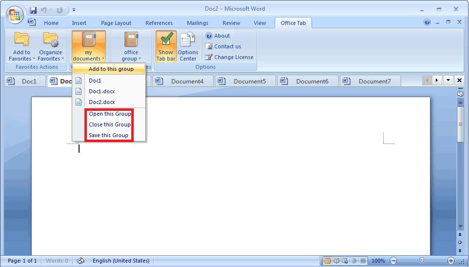 Office Tab: що це за програма і як нею користуватися