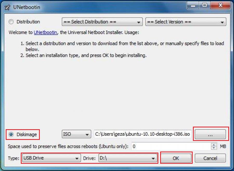 Як записати LiveCD на флешку – кілька варіантів