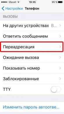 Переадресація дзвінків на iPhone: Як швидко включити