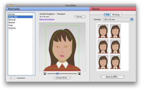 Як зробити фото на документи в компютері? Кращі безкоштовні програми та сервіси
