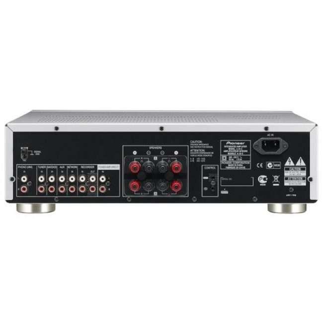 Огляд Pioneer A-30: Класичний звук