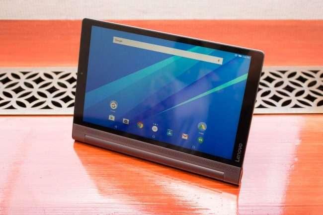 Lenovo Yoga Tab Plus 3: Огляд планшета з оригінальним дизайном