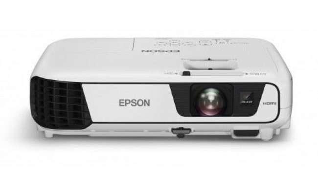 Огляд проектора Epson EB-X31: Для дому і роботи