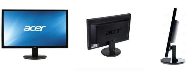 Огляд моніторів Acer: ТОП-4 новинок