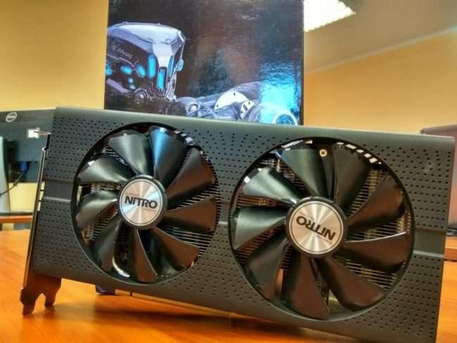 Sapphire Radeon RX 480 Nitro+: огляд «урізаною» відеокарти