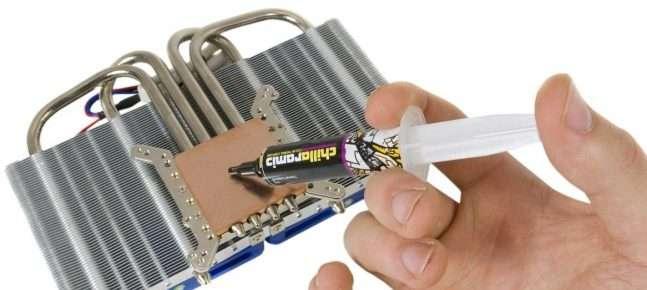 Як наносити термопасту на процесор? Докладна інструкція і корисні рекомендації