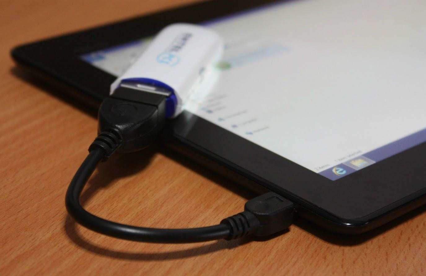 Як підключити 3g usb-модем до планшета на Андроїд? — Керівництво