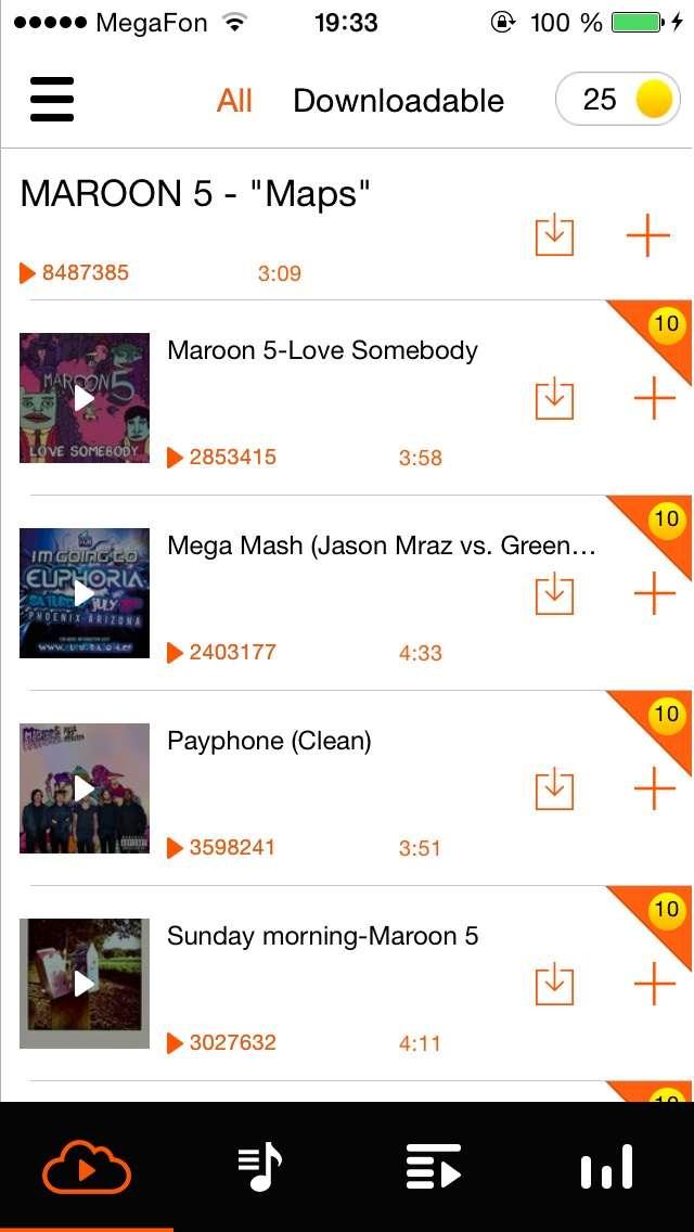 Як безкоштовно скачати пісні на iPhone (айфон) — 2 простих способи