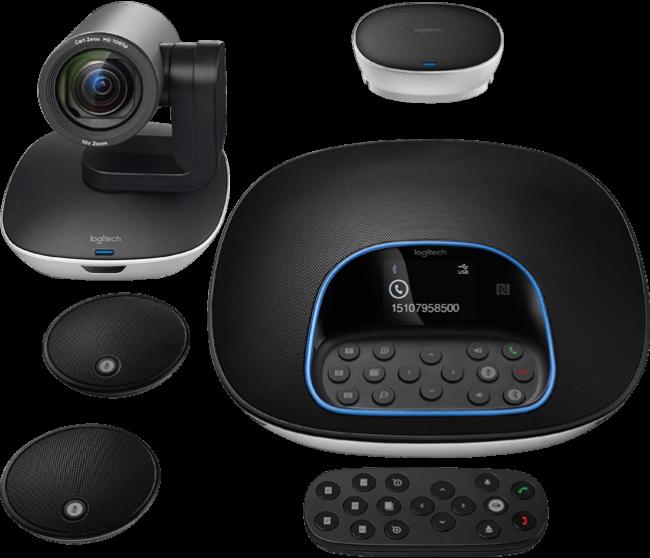Огляд Logitech Group: Краща відеосистема для конференцій