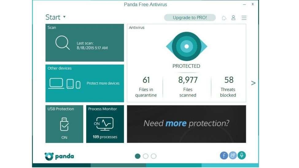 Кращий безкоштовний антивірус для Windows 10: ТОП-5