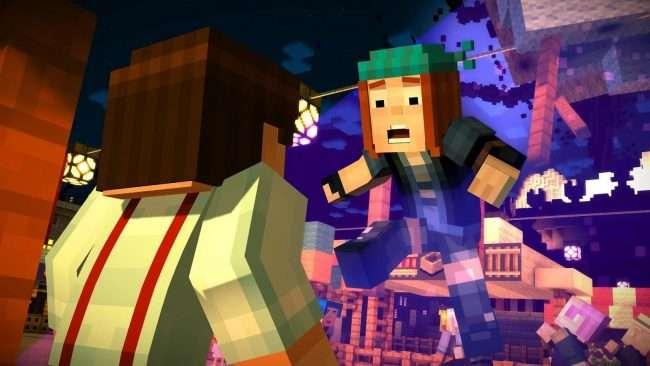 Minecraft Story Mode: Все про гру