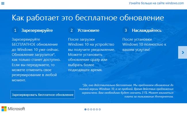Оновлення Windows 8 до Windows 10 — покрокова інструкція