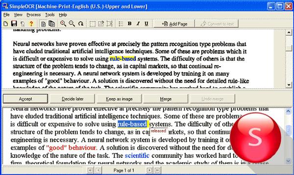 5 безкоштовних програм для сканування і розпізнавання тексту