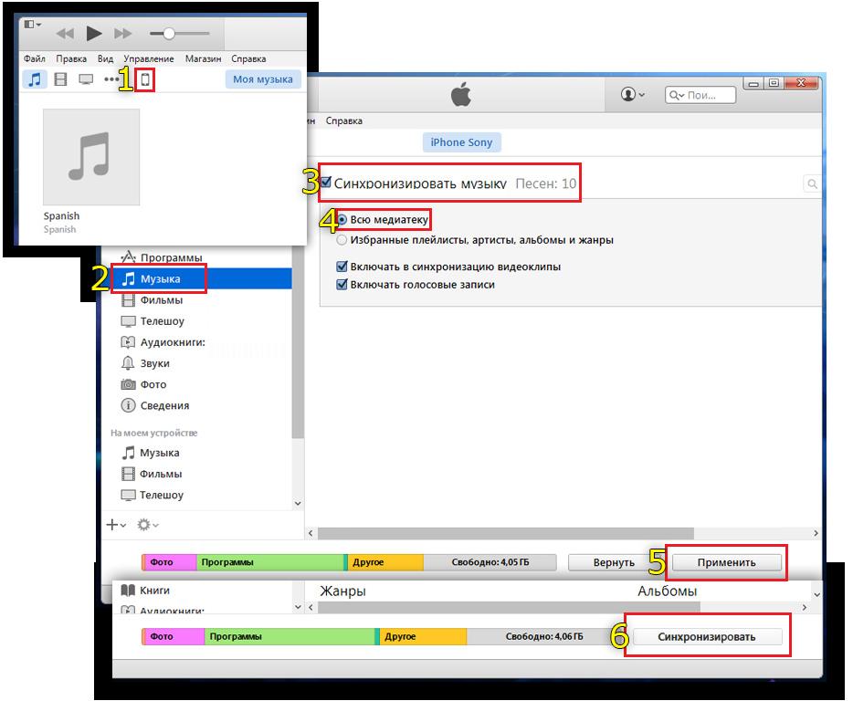 Завантажити itunes на компютері: всі про встановлення, відновлення і синхронізації з ПК