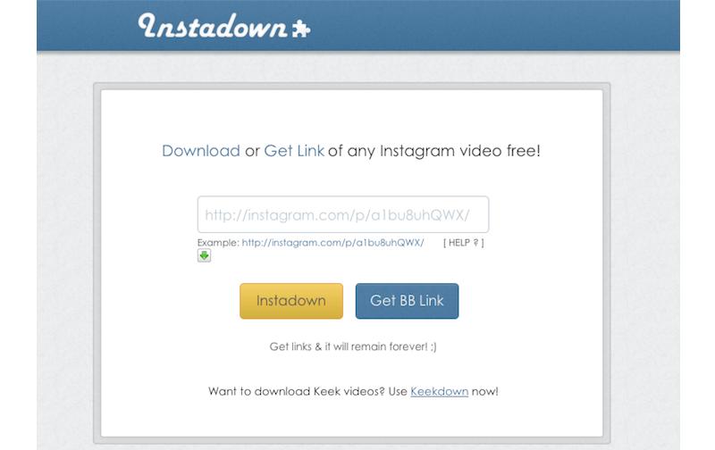 Як скачати відео з инстаграма: 7 кращих сервісів і програм