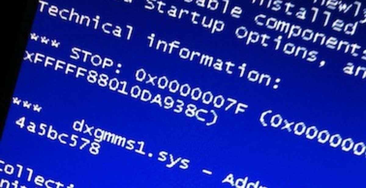 Помилка Stop 0x0000007b — Способи рішення поширеної проблеми
