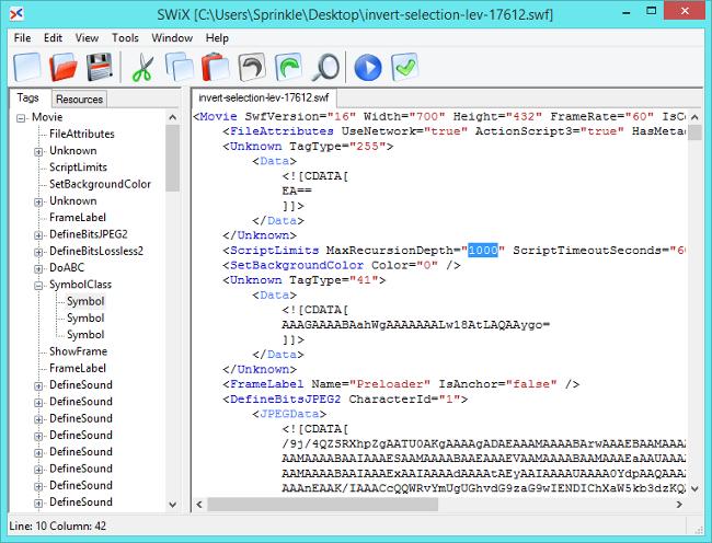 SWF файли. Чим відкрити/редагувати? Огляд програм