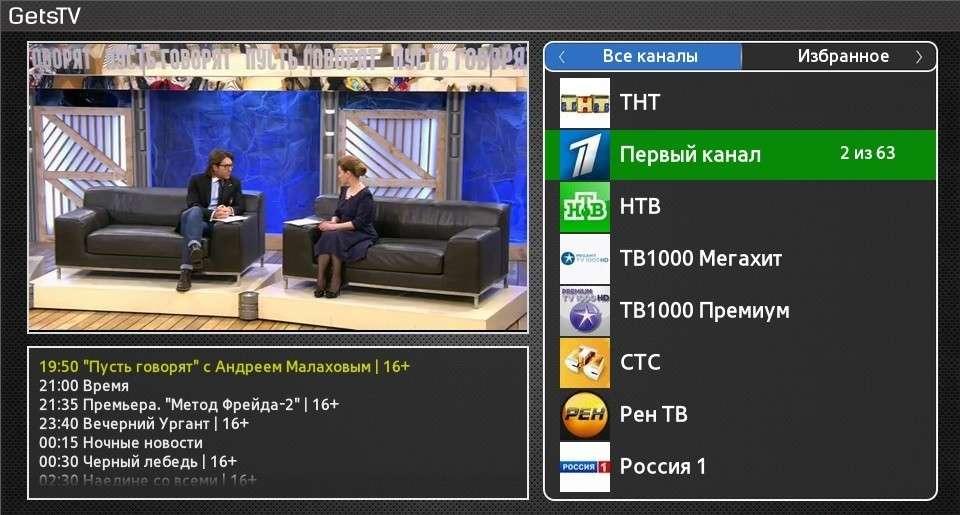 Віджети для Смарт ТВ — Особливості роботи і установки