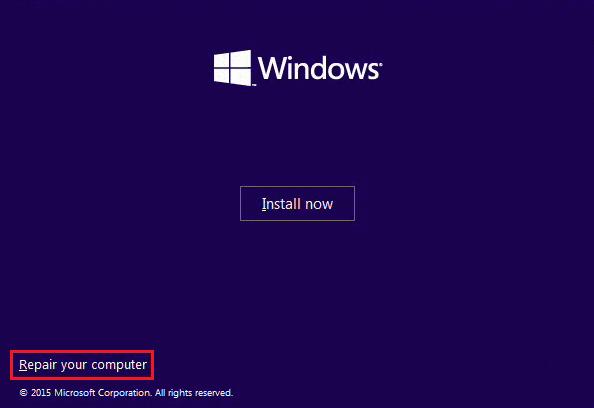 Відновлення ОС Windows 10: переустановка, завантаження, відкат до старих ОС