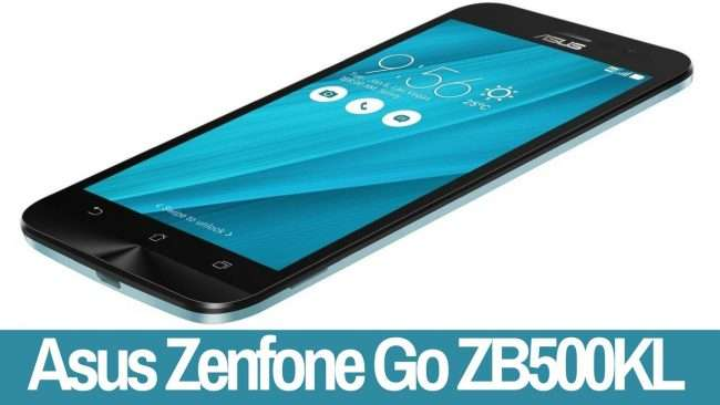 Огляд нового смартфона від Asus – Zenfone Go