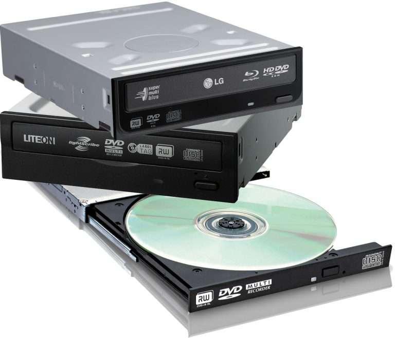 Якщо не знайдений необхідний драйвер для дисковода для оптичних дисків? Що можна зробити?
