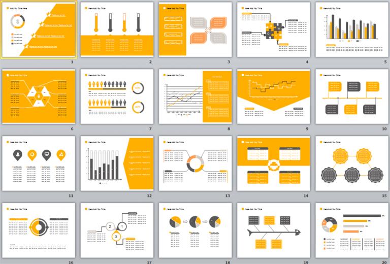 Безкоштовні шаблони для презентації Powerpoint: Кращі надійні джерела
